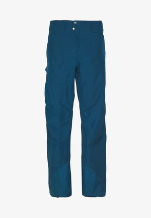 POWDER BOWL PANTS - Spodnie narciarskie - crater blue