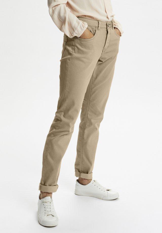 LOTTECR - Jeans slim fit - silver mink