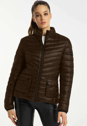 Down jacket - chocolate bar