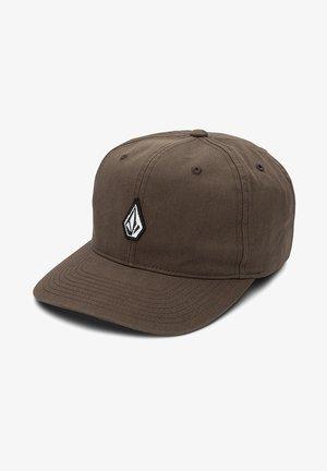 MINI MARK - Cap - brown