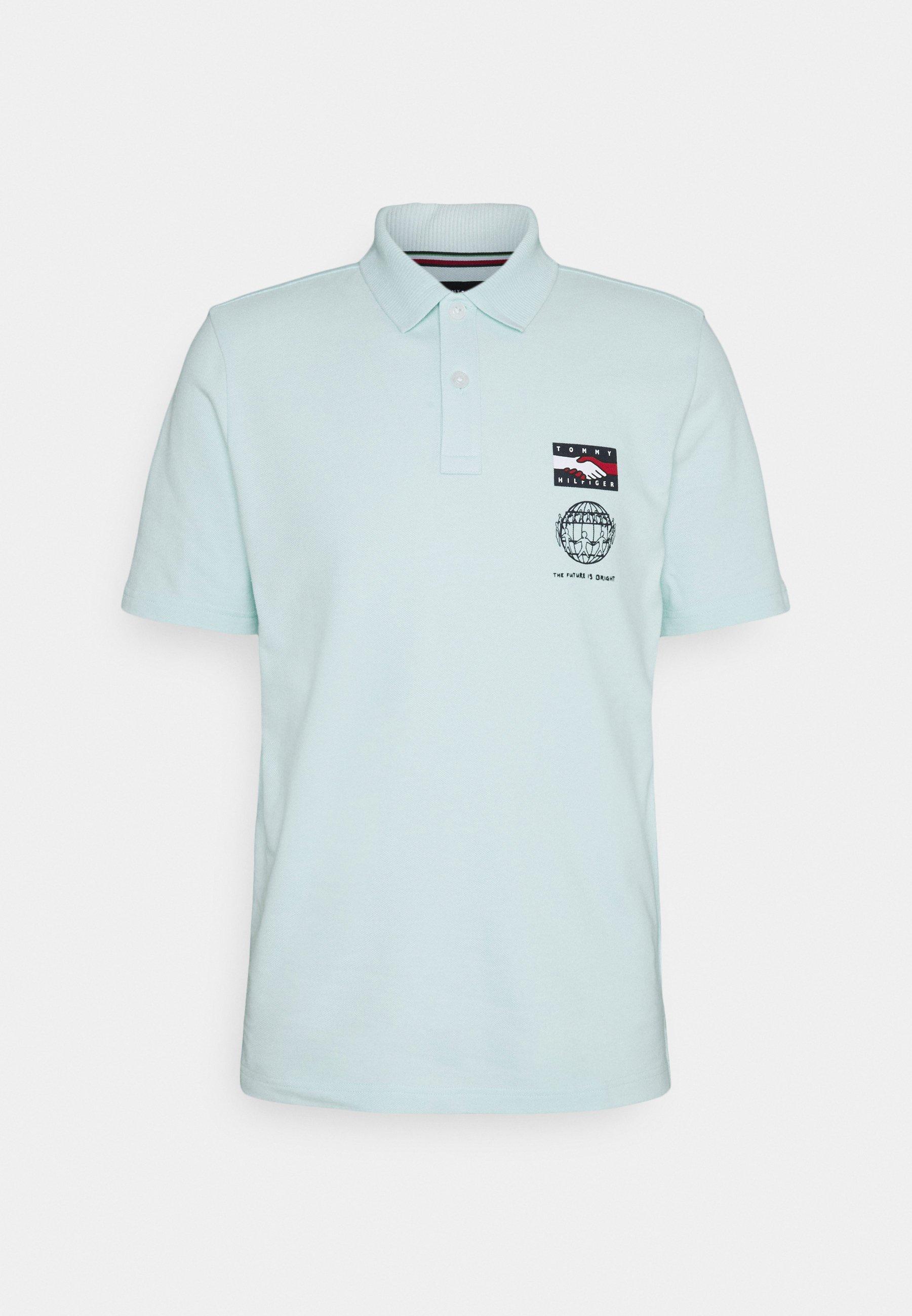 Women ONE PLANET SMALL LOGO UNISEX - Polo shirt