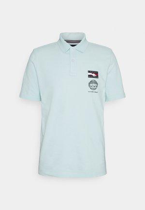 ONE PLANET SMALL LOGO UNISEX - Polo shirt - oxygen