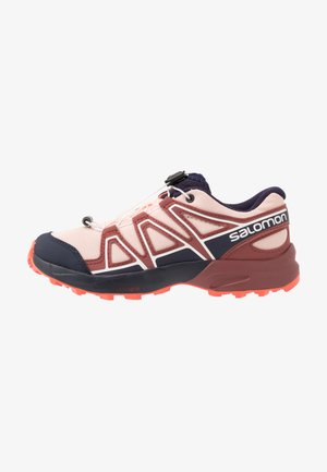 SPEEDCROSS - Hiking shoes - tropical peach/apple butter/living