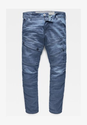 AIRBLAZE 3D WORN IN GRAVEL - Jeans Skinny Fit - worn in gravel blue