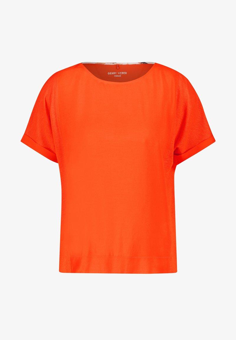 Gerry Weber - Basic T-shirt - sundown