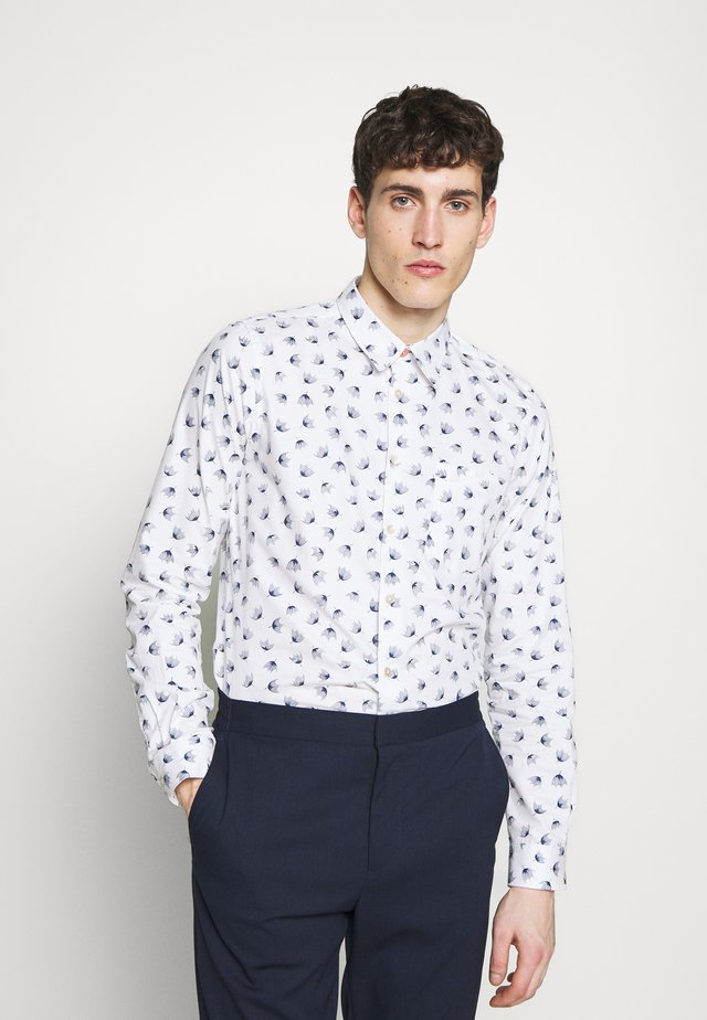 MENS TAILORED - Camicia - white