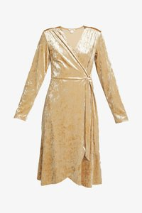 Monki - TUVA DRESS - Day dress - beige - 6