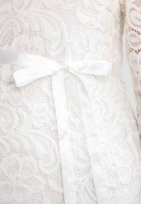 MAMALICIOUS - MLMIVANA DRESS - Vestido de cóctel - snow white - 4