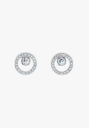 CREATIVITY SMALL - Earrings - silver-coloured