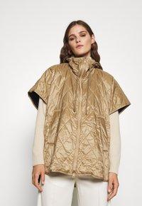 WEEKEND MaxMara - CANDORE - Light jacket - camel - 0