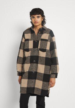 Winter coat - natural