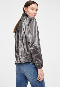 comma casual identity - Summer jacket - grey - 2