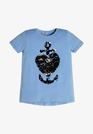 A$AP ROCKY - Print T-shirt - blau