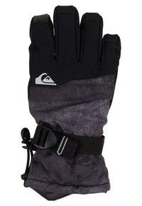 Quiksilver - MISSION YOU  - Fingerhandschuh - black matte - 1
