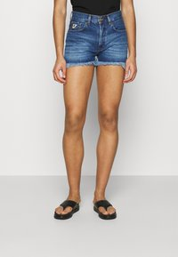 LOIS Jeans - SANTA - Jeansshorts - stone - 0