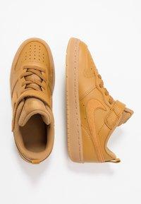 Nike Sportswear - COURT BOROUGH  - Trainers - wheat/light brown - 0