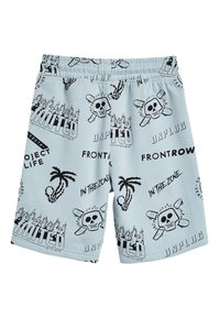 Next - BLUE PRINT SHORTS (3-16YRS) - Shorts - blue - 1