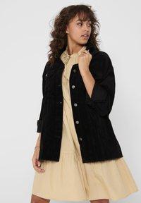 ONLY - Summer jacket - black - 4