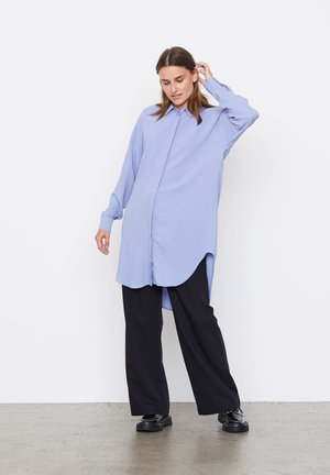 Long sleeved top - 089 colony blue