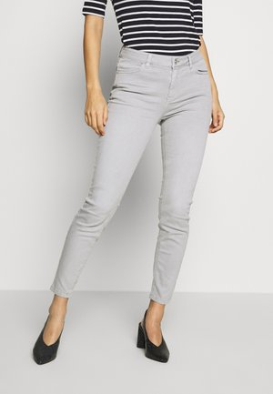 Slim fit -farkut - light grey