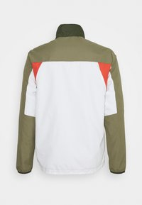 Jack & Jones - JCOCARSON LIGHT JACKET COLLAR - Light jacket - deep lichen green - 1