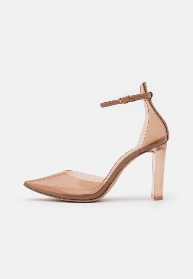 DEEDEE - Classic heels - bone