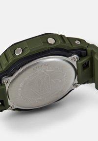 G-SHOCK - LAYERED BEZEL - Digital watch - green - 2