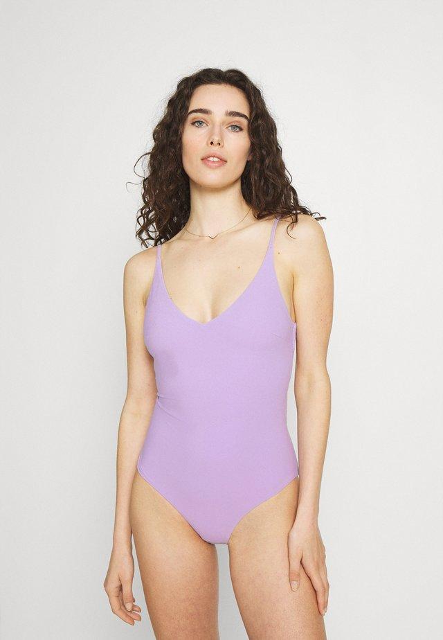 AMANDA - Swimsuit - lilas