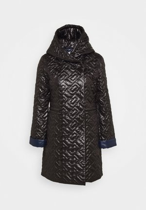 SIRENA - Winter coat - black