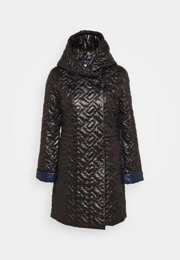 SIRENA - Winter coat - black