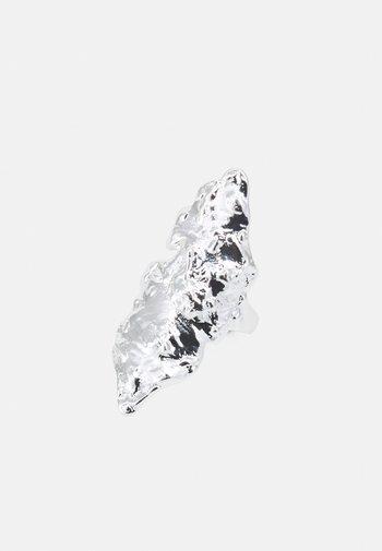 HORIZON - Ring - silver-coloured