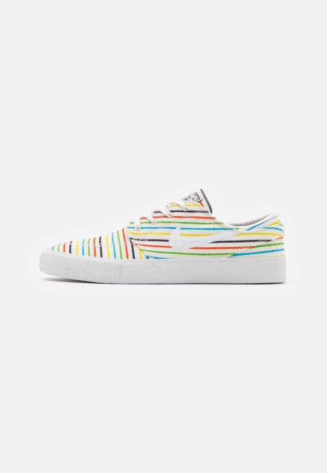 ZOOM JANOSKI UNISEX - Sneaker low - sail/white