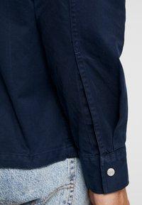 Calvin Klein Jeans - ARCHIVE ICONIC UTILITY SHIRT - Shirt - blue - 3