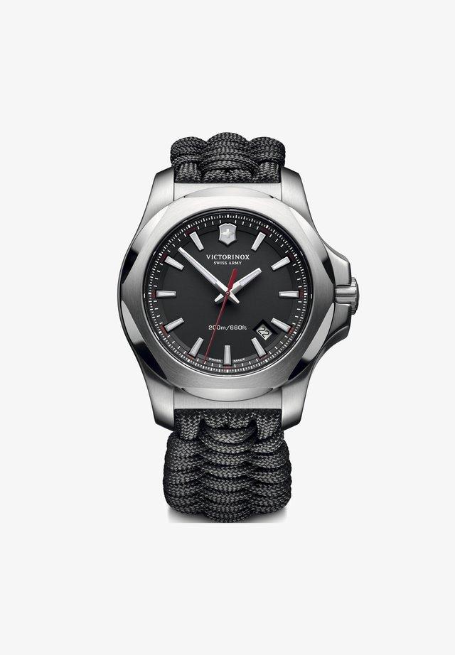 Horloge - black black
