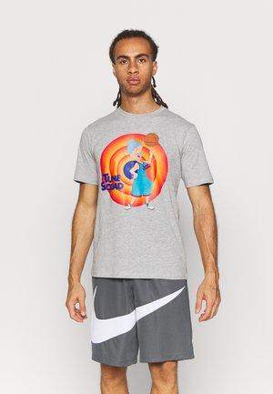 SPACE JAM TURN IT UP TUNES TEE - Print T-shirt - grey