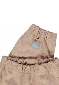 Wheat - JEAN - Rain trousers - fawn melange - 2