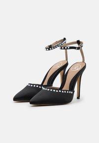 Missguided - TRIM HEELED SHOES - High heels - black - 2