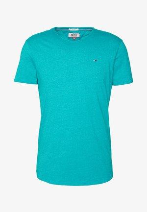 ESSENTIAL JASPE TEE - Camiseta básica - exotic teal