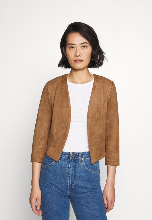 3/4 ARM - Blazer - brown
