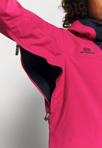 State of Elevenate - WOMENS BREVENT JACKET - Chaqueta de esquí - pink - 3