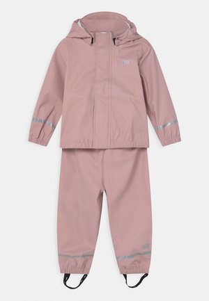 RAIN SET UNISEX - Impermeable - rose