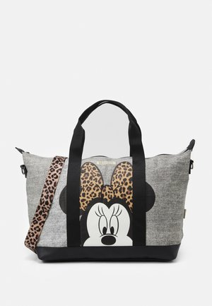 MINNIE MOUSE SHOP TILL YOU DROP - Cabas - grey