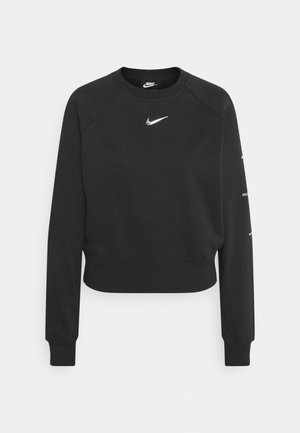CREW  - Sweater - black/white