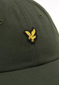Lyle & Scott - BASEBALL UNISEX - Keps - leaf green - 4