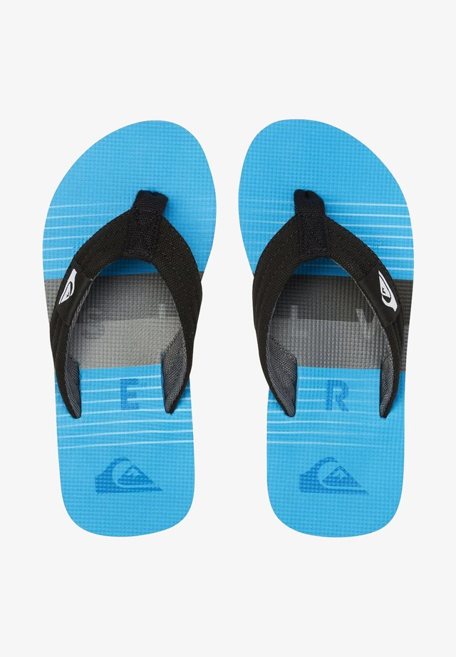 MOLOKAI LAYBACK  - Japonki - black/grey/blue