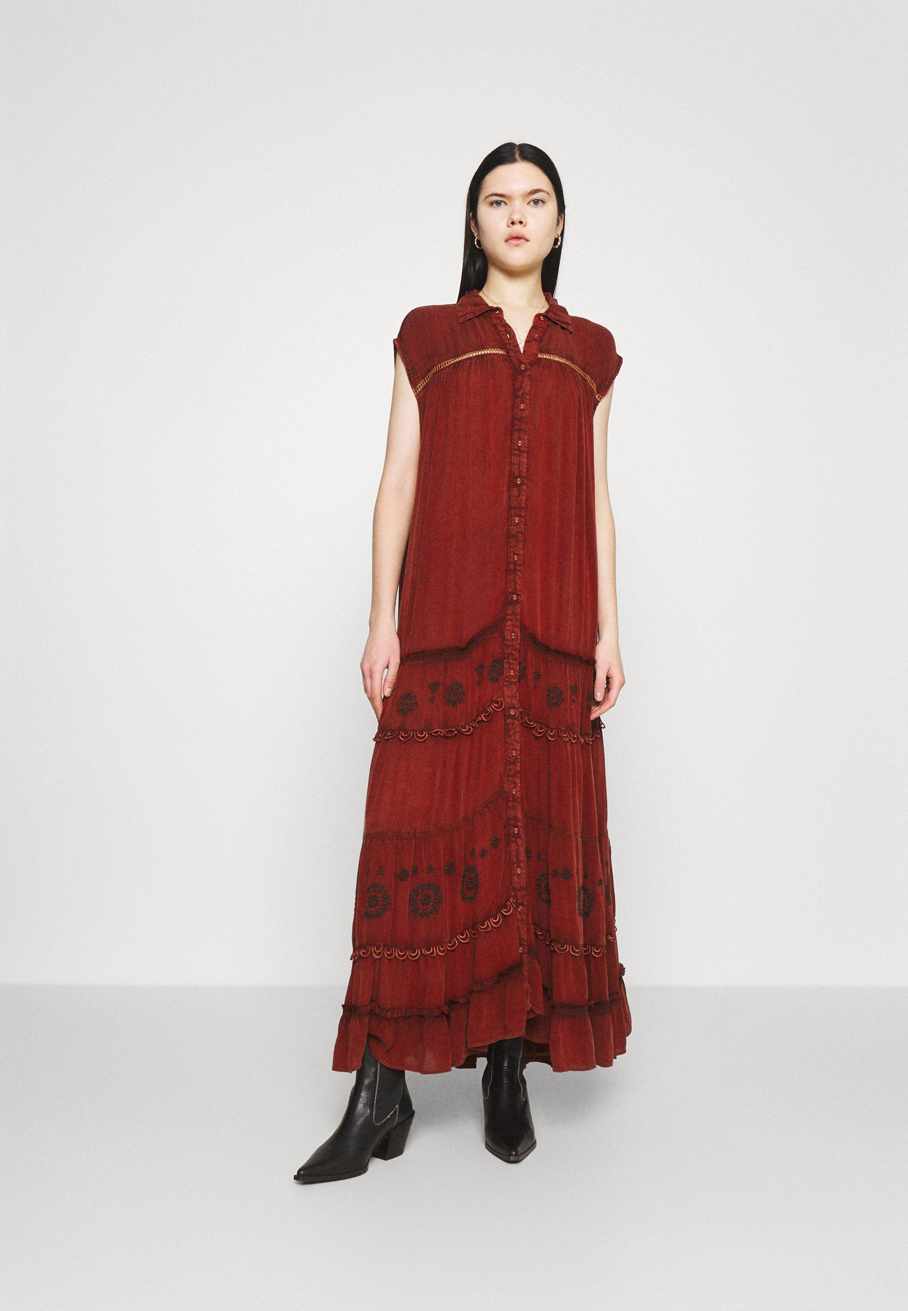 Women PRETTY COZY - Maxi dress