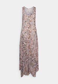 Cream - CRBASTILLA DRESS - Maxi dress - pink - 0