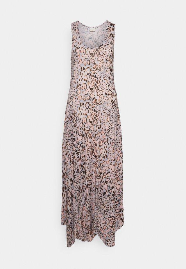 CRBASTILLA DRESS - Maxiklänning - pink
