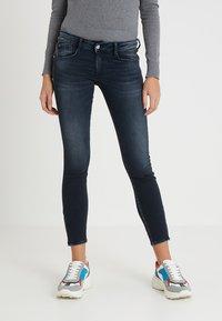 Le Temps Des Cerises - Jeans Skinny Fit - black/blue - 0
