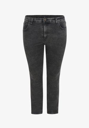 JEANS NEVADA - Slim fit jeans - black